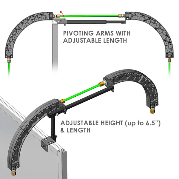 WGM Extension Arms