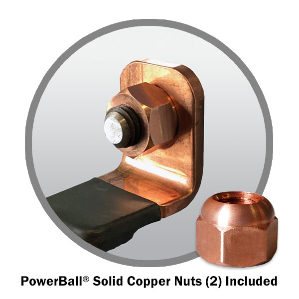 PowerBall Copper Nut